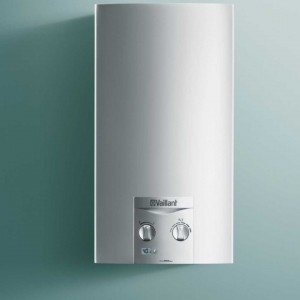 Calentadores a gas